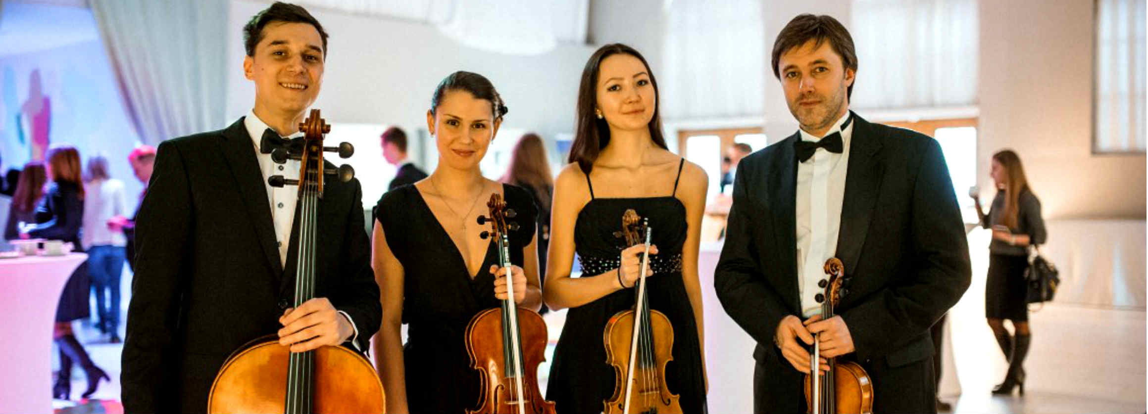Los Angeles String Quartet: ceremony music,string quartet for corporate events, string quo, string trio